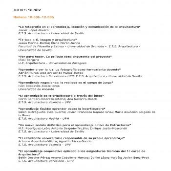 Horarios definitivos comunicaciones orales JIDA-17-1